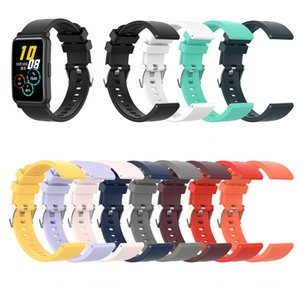 Silicone Replacement Straps Band For Huawei HONOR watch ES Magic Watch2 42mm Wrist Strap Band Smart Watch