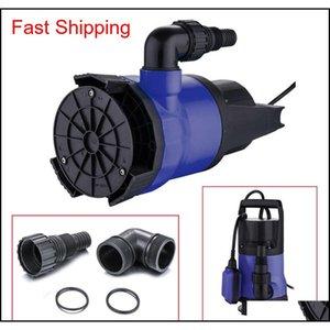 1HP 3432GPH Clean / грязный водяной насос передавать фонтан бассейн G QYLRBW BDesports