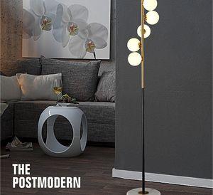 Modern LED living room standing luminaires Nordic lights bedside illumination home deco lighting fixtures bedroom floor lamps
