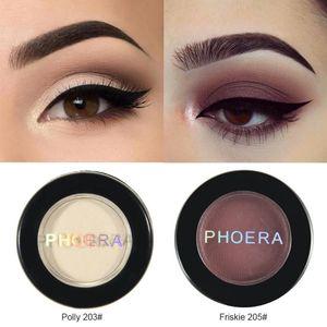 PHOERA Natural Matte Eye Shadow Waterproof Palette 12 Colors Pigment Eyeshadow Makeup Beauty Make Up Cosmetic TSLM1