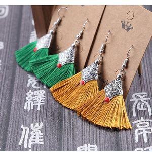 1Pair mini peixe boca borla brincos jóias diy artesanato material franja bracelete brinco acessórios acessórios artesanato tassels h jllxbe