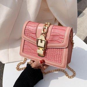 Women's Bag New 2020 Crossbody Bag Texture Web Celebrity Single Shoulder Bags