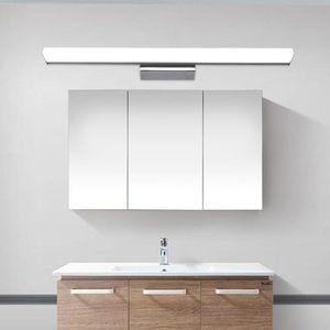 Longer LED Mirror Light Bathroom Mirror Headlights Living Room Aisle Bedroom Warm Bedside Wall Lamp Front Light WY428