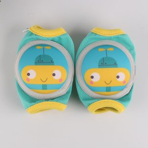 Kids Non Slip Crawling Elbow Infants Toddlers Baby Accessories Knee Pads Protector Safety Kneepad Leg Warmer Girls Boys