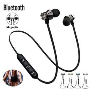 XT11 Magnética Bluetooth Headset Sem Fio Earbud Neck Fone de Ouvido Stereo Sport Music Headset para iPhone 12 12Pro Max Android Huawei Xiaomi