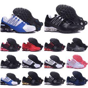 Max Shox 809 802 806 2021 Avenue 802 Chaussures Livraison NZ R4 809 Femmes Running Shoes Marque pour Cushion Shox Sneakers Sports Jogging Basking 36-45