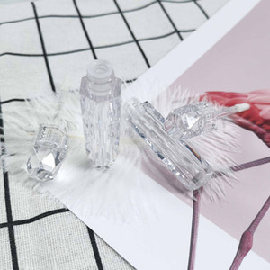 High Grade Clear Lip Gloss Tubes Travel Makeup Tools Cosmetic Containers Empty Lip Gloss Lip Balm Bottles