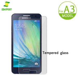 SYART Tempered Glass Screen Protector Film For Samsung Galaxy A3 A5 A7 Smartphone Covered Protective A8