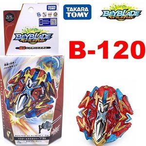 Originale Takara Tomy Beyblade Burst Burst Burst B-120 Starter Buster Xcalibur.1.SW 201217