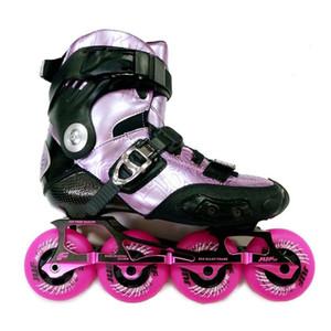 Carbon Fiber Roller Skates JU-F NO1 Inline Skates Professional Adult Kids Roller Skating Shoes Slalom Sliding Skating Patins