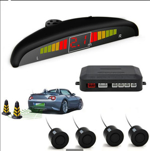 Car Parking Sensor kit Auto Parktronic Radar Monitor System