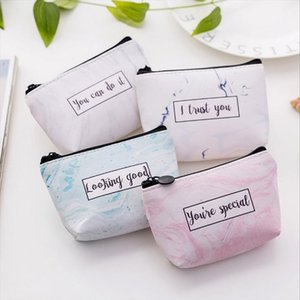 YESELLO Women Small Cosmetic Bag Travel Makeup Case Storage Pouch Purse Organizer Pencil Make Up Cute Nesesser Students bags