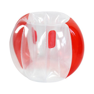 Outdoor Activity Inflatable Bubble Buffer Soccer Balls Safety and Drop Resistance Collision Bumper Ball Funny Body Punching Ball Y1127