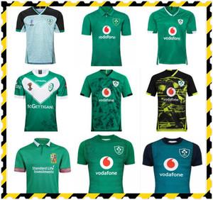 2021 Copa do Mundo Irlanda Rugby Jerseys Irlandês Irfu Nrl Munster Cidade Rugby League Leinster Alternar Jersey 20 21 Ulster Irishman Camisas