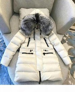 Women's winter jackets down jackets fur collar high-quality winter coats Overcoat winter leisure outdoor warmth down jackets Warm and t