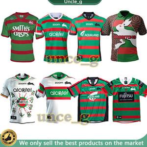 20 201 Yeni Güney Sydney Rabbitohs Anzac Yerli Rugby Jersey 2020 2021 Üst Rugby Ligi Formalar Şort Avustralya Maillot de Rugby Gömlek