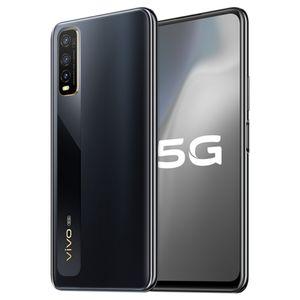 Original VIVO Y70S 5G Mobile Phone 8GB RAM 128GB 256GB ROM Exynos 880 Octa Core Android 6.53