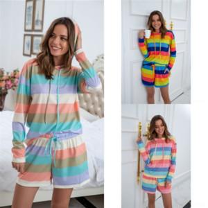 R4J BSailen Pyjamasautumn Donne femminili Donne Sleepwear Faux Silk Designer Designer Vestito Pigiama Donne Set Set da donna a maniche lunghe Pigiama Pigiama Satin