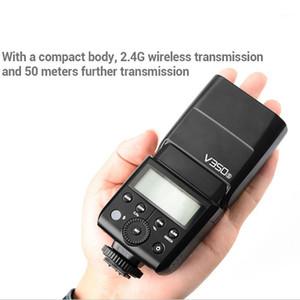 Godox V350L 2.4G Caméra SpeedLight SpeedLite SpeedLite Studio Flash pour Godox Camera Flash1