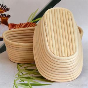 غير سامة Baguette سلال الخبز العملي أدوات المطبخ الخبز العجين banneton protform التدقيق إثبات الروطان سلة جديد 31xh5 zz