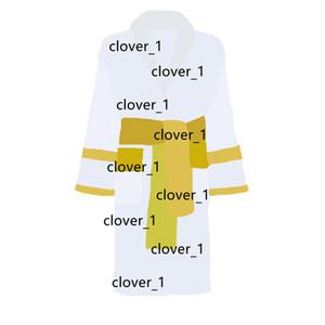 6 Colores de la pareja Albornoz Barroco Jacquard Hombres Mujeres Albornoz Robe Unisex Noche Robe Alta Calidad Vestido Nocturno Inicio Ropa de dormir KLW1739