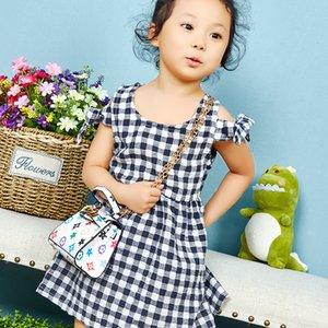 Mini sac à main pour filles 2020 Nouvelle princesse Cross Body Sacs pour enfants Fille Petite pièce Porte-monnaie Pochette Baby Money Change Porte-monnaie