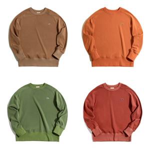 Maden Harajuku Vintage Badge Sweatshirt Lover Solid Retro Autumn Cotton Sweatershirt Men's Sweatshirts Clothing Coat Homm Causal Z1211