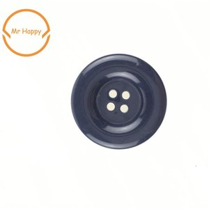 4 Holes 30mm Round Plastic Resin Buttons Fit Sewing Scrapbooking Diy Accessories For Clothing Suit Fashion Overcoat Buckle wmtIaX