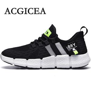 ACGICEA 2020 Running Light zapatos para caminar Hombres Mujeres transpirable antideslizante zapatillas de deporte al aire libre Atletismo Deportes jogging