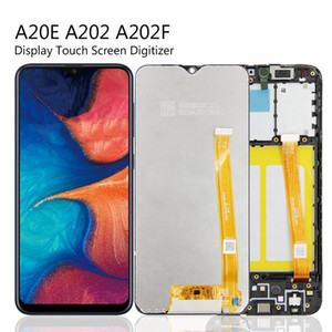 OLED For Samsung Galaxy A20E A202 A202F LCD Display Touch Screen Digitizer Assembly
