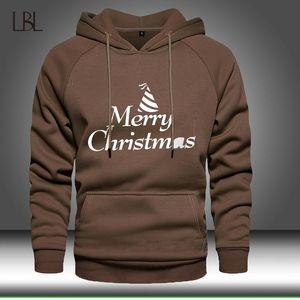 Hommes Sweats Hoodies Sweatshirts Joyeux Noël Lettre Imprimer Casque à capuche Homme / Femme Sweats à Sweats à capuche Hip Hop Streetwear Pull à capuche