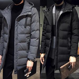 2020 Winter Jacket Men Parka Men Moletom Masculino Mens Jackets And Coats Casual Black Fashion Coats Parkas Male Hooded ZT268