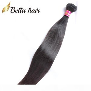 Virgin Indian Straight Hair Bundles Natural Color Double Weft Hair Weaves 2 Bundles 8-30inch Human Hair Extension Free Shipping