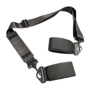 Adjustable Nylon Skiing Bags Pole Shoulder Hand Carrier Lash Handle Straps Porter Skiing Hook Loop Protecting For Ski Snowboard