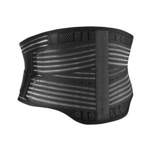 Lumbar Waist Support Belt for Sports Pain Relief Strong Lower Back Brace Support Corset Belt Waist Trainer Sweat Slim Exercise