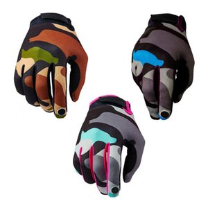 Explosive hot sale mountain bike bicycle riding gloves off-road gloves motorcycle racing gloves long finger