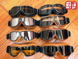 9harley Glasses Riding Electric Vehicle Cross Country Motorcycle Volare a prova di sabbia Cavaliere Goggles9