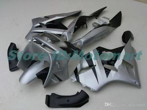 Corpo per Kawasaki ZX 636 600CC ZX-636 1994 1995 1996 1997 ZX636 ZX-6R ZX600 ZX 6 R 6R ZX6R 94 95 96 97 Grigio HM01 Fairings