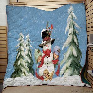 Home Textile Creative Pattern Print Quilt Highend Luxury Super Soft Bedroom Decoration Bed Gift For Children