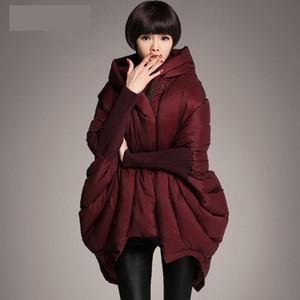asymmetrical jacket women winter 2020 new european long womens down parkas jackets coat oversized parka women snow wear