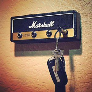 Key Storage Marshall Guitar Jack II Rack 2.0 Keychain Holder wall Electric Key Rack Amp Vintage JCM800 Standard Gift