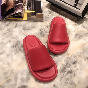 2020 New Famous Fashionable Women Men Thick Bottom Slippers High Quality Lazy Shoes Indoor Flip Flop For Fashion Ladies Winter Home Shoes