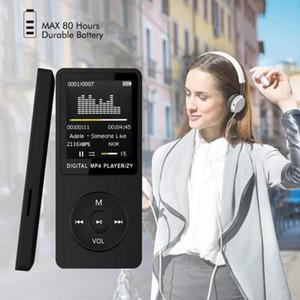 1.8inch MP3 HIFI Music Player Portable Movie Media Digital With FM Radio USB 2.0 Interface