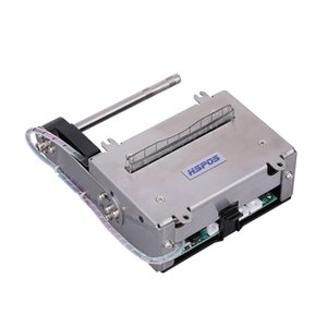 High Speed 80mm embedded thermal kiosk printer with USB TTL or usb rs232 port support 24v voltage with auto cutter