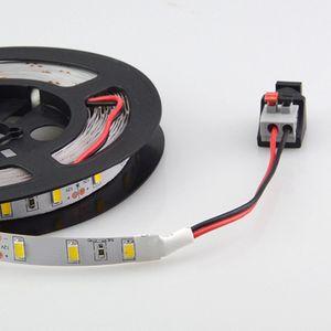 DC Power Женский разъем Plug БЕСПЛАТНАЯ Установка Инструкции Дизайн бессвяток Адаптер для светодиодной полосы света и луковицы G4