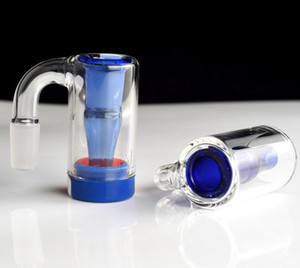 Glass reclaim Catcher Ash Catcaher Handmake и 5 мл силиконовые контейнеры для силиконовых восковых веществ для стекла PROG DAB BONG FY2376