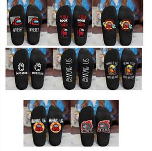 ABD Tasarımcısı Çorap Oyunu Baskı Siyah Çorap Yüksek Kaliteli Spor Çorap Erkekler Kadınlar Için Spor Basketbol Çorap 1 LOT = 1 Pair = 2 adet Sale D120303