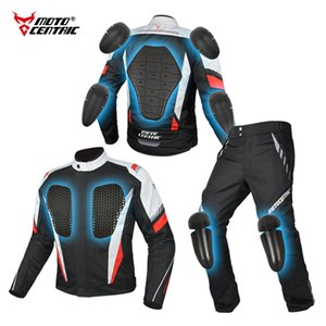 New warm motorcycle off-road jackets riding jackets racing clothing men's off-road jacket cycling jackets windproof Racing Wear Reflective