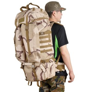 2020 New Style Backpack Outdoor Tactical Backpack Manufacturers Supply Multi-functional Mass Mountaineering Bag Home Moving