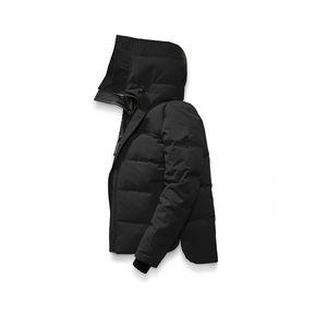 2020 Herren Daunenjacken Veste Homme Winter im Freien Jassen Oberbekleidung Großes Fell Kapuze Fourrure Manteau Daunenjacke Mantel Hiver Parka Doudoune
